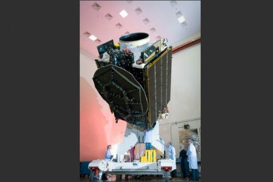 Satelit Nusantara Satu buatan Indonesia segera mengudara