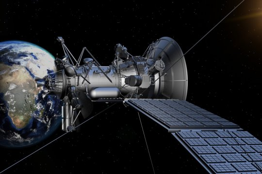 Mengenal satelit multifungsi high throughput untuk internet cepat