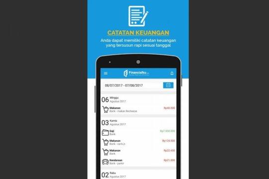 Aplikasi Finansialku jamin keamanan data pengguna