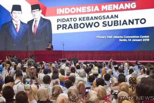 Prabowo berjanji bangun Lembaga Tabung Haji untuk calon haji