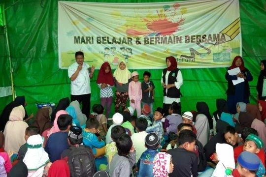 NU Peduli serahkan pengelolaan PRA korban bencana Sulteng ke daerah