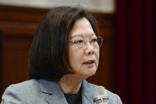 Presiden Taiwan minta dukungan internasional untuk bela demokrasi
