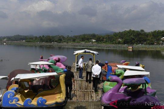 Situ Bagendit jadi tujuan wisata Garut Lautan Sepeda