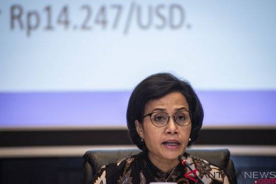 Menkeu: Pendapatan negara tembus 102,5 persen dari target APBN 2018