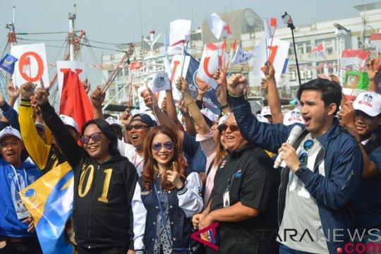 Jokowi-Ma'ruf ungguli Prabowo-Sandi di Taiwan