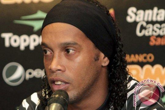 Ronaldinho hadapi masalah keuangan di Brasil