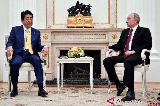 Kremlin: Pembicaraan sengketa teritorial dengan Jepang butuh waktu lama