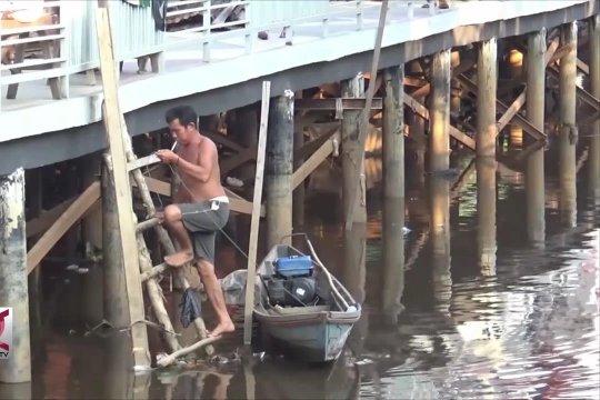 Dulu kumuh kini jadi Ekowisata Jembatan Siring