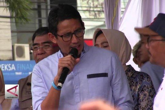 Sandi Uno janjikan 0% pajak digital bagi UMKM