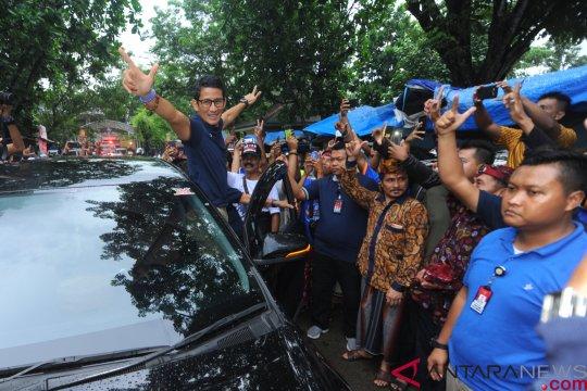 "Prabowo-Sandi canangkan program ""santri surya"""