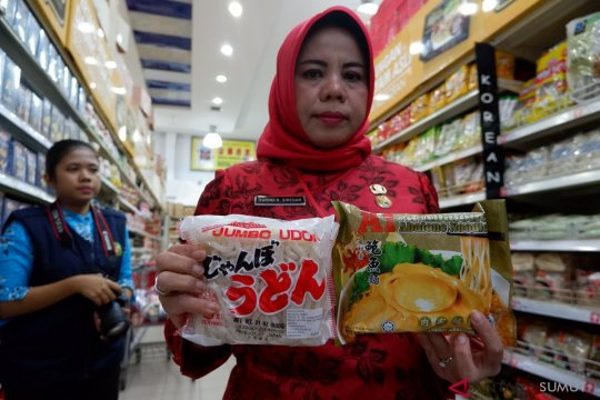 PTIK gelar survei keamanan pangan di Jakarta Utara