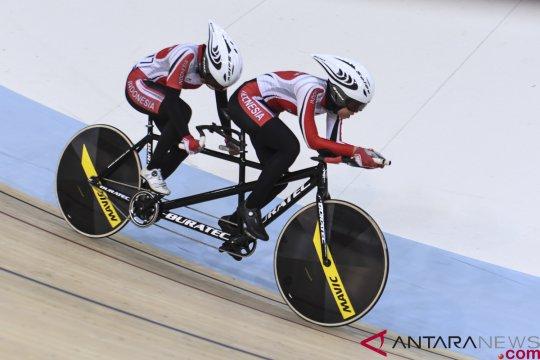 Tim paracycling Indonesia boyong sembilan medali ATC 2019