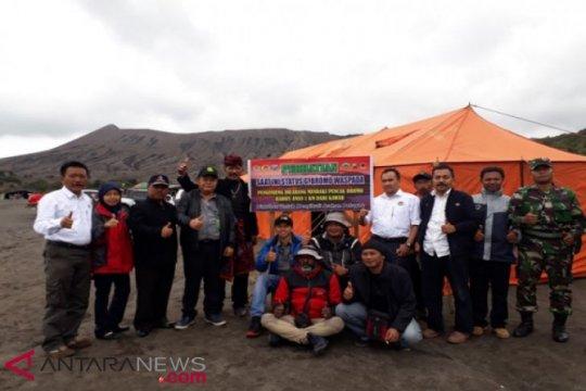 Balai Besar TNBTS tegaskan status gunung bromo masih normal