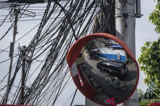 Jaksel tertibkan jaringan utilitas 1,4 kilometer