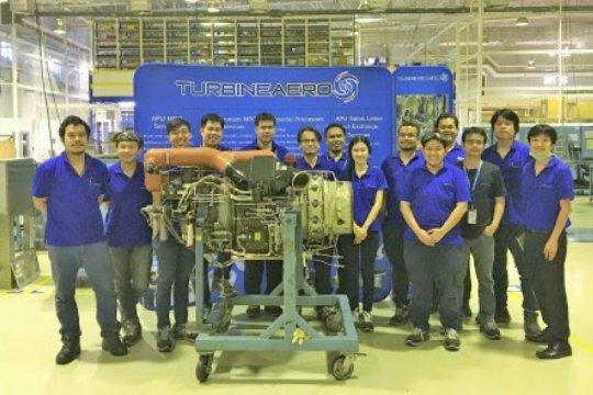 TurbineAero, Inc. akuisisi anak perusahaan perbaikan suku cadang APU Triumph Group