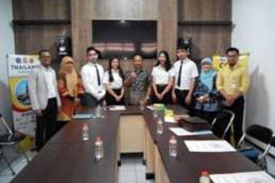 UMM dijadikan mahasiswa Thailand belajar budaya Jawa Timur-an