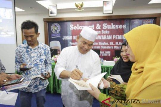 "Buku ""jihad konstitusi"" dibedah Universitas Muhammadiyah Sumatera Utara"