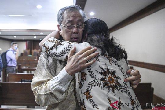Edward Soerdjaya divonis 12,5 tahun penjara