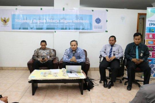 KJRI Jeddah perkuat perlindungan WNI dengan Welcoming Program