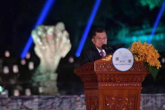 Wapres kutip pepatah Kahlil Gibran gambarkan perbedaan budaya Asia