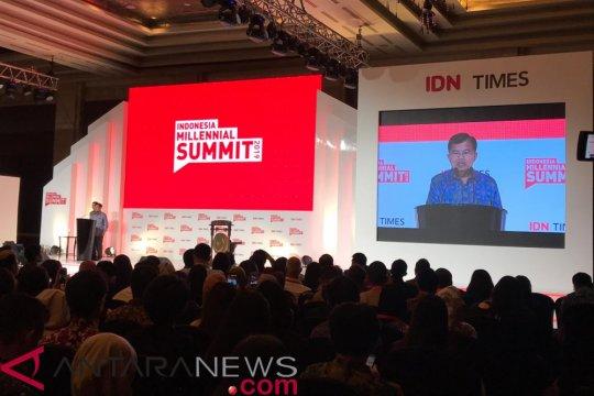 JK: Bedasarkan jajak pendapat, milenial prediksi Jokowi-Ma'ruf menang pilpres