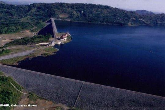 Polres Gowa cegah hoaks permukaan air Bendungan Bili-Bili