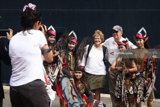 Kunjungan wisatawan mancanegara ke Jatim turun 21,65 persen