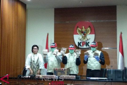 Bupati Mesuji jadi kepala daerah Ke-107 tersangka KPK