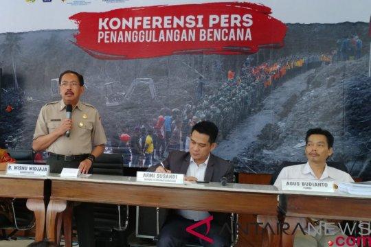 PVMBG ajak masyarakat laporkan retakan tanah di lahan miring