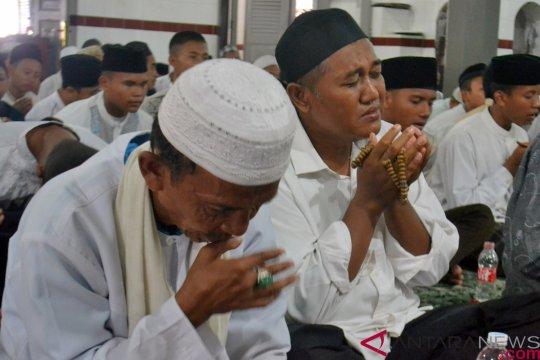 Mushala di pengungsian tsunami Pandeglang dibangun PMI
