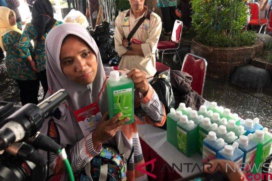 Eli Liawati produksi sabun pesanan presiden senilai Rp2 miliar