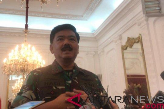 Panglima TNI Hadi Tjahjanto terpilih sebagai ketua umum PB FORKI
