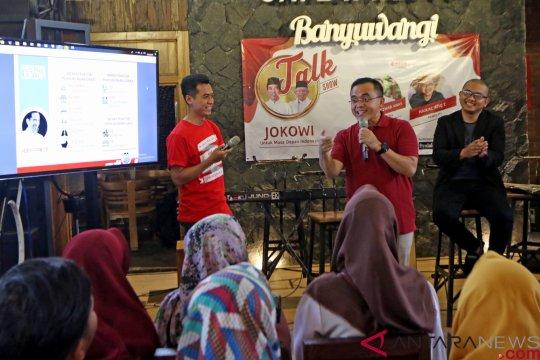 Diskusi Milenial Timur Jawa