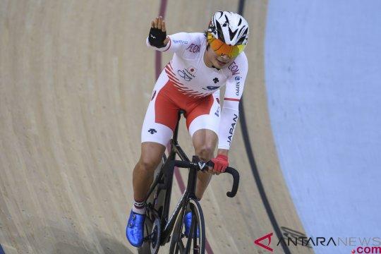 Final Omnium Point Race Putra