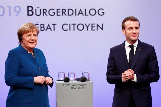 Prancis, Jerman umumkan kontrak pertama pembuatan jet tempur