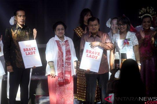 HUT ke-72 Megawati