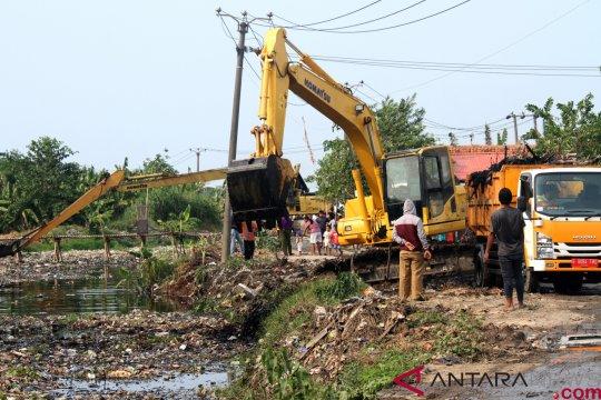 329 hektare lahan bekasi berstatus kumuh