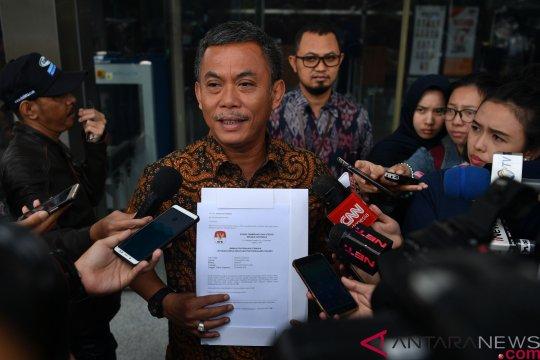 Ketua DPRD DKI Jakarta datangi KPK