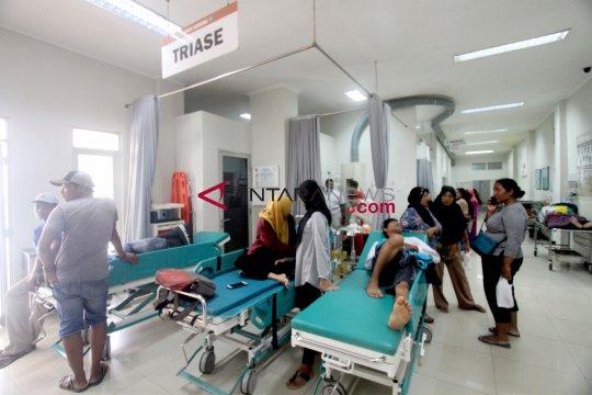 DBD merebak, korban meninggal capai 145 orang