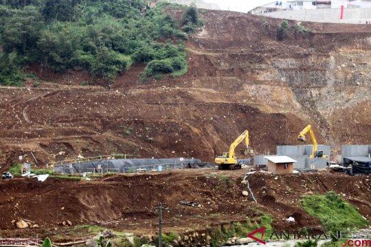 Pembangunan Bendungan Ciawi-Sukamahi