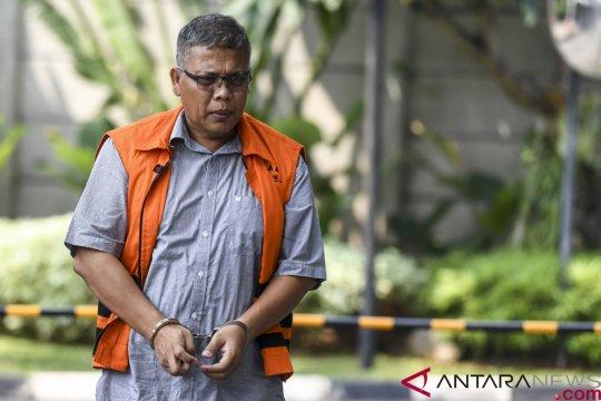 KPK perpanjang penahanan delapan tersangka suap proyek SPAM