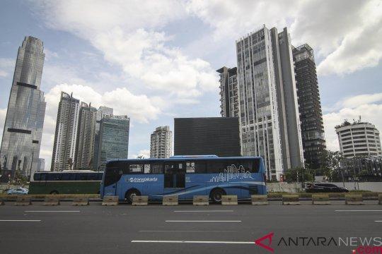 TransJakarta layani 189 juta pelanggan selama 2018, naik 31 persen