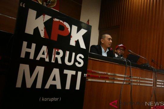 Ingat KPK, ingat teror pemberantasan korupsi