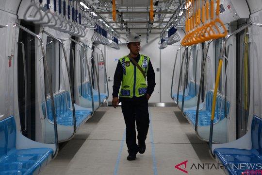 MRT analisa interkoneksi-integrasi di 13 stasiun