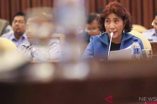 Menteri Susi raker dengan DPR