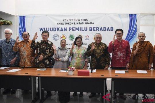 Permabudhi : jaga kerukunan dan kedamaian menanti hasil pemilihan umum