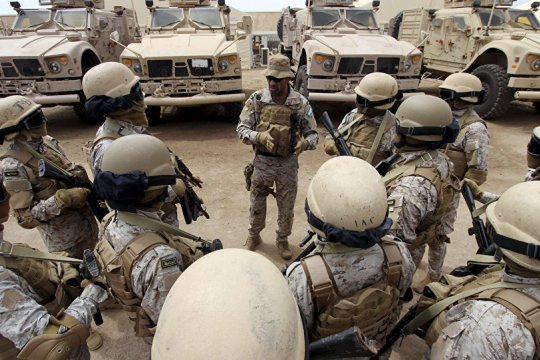 Koalisi pimpinan Saudi bentuk komite dengan UAE untuk stabilkan Yaman