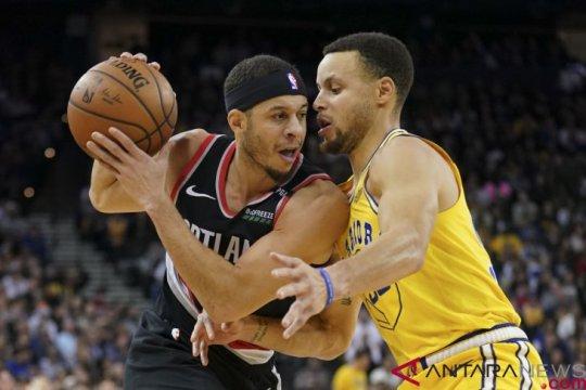 Final Barat NBA, duel Curry bersaudara cuma menu sampingan