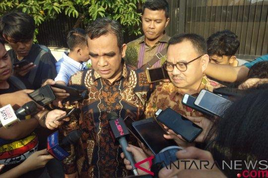 Gerindra: Kader koalisi Jokowi-Ma'ruf diam-diam dukung Prabowo-Sandi