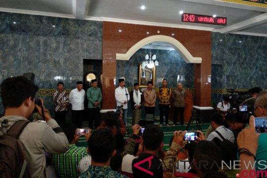 Presiden bagikan sertifikat wakaf di Garut hindari sengketa lahan rumah ibadah